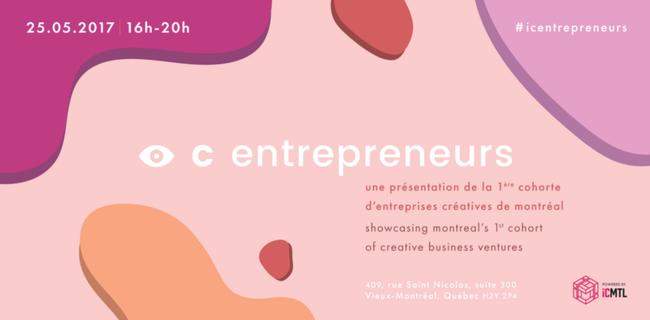 iC Entrepreneurs présentent leur Demo Day
